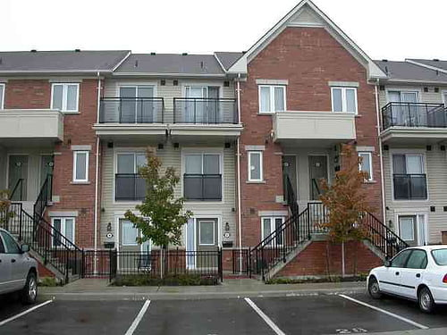 Buyer mike doiron exit realty associate moncton nb for Stacked townhouse floor plans